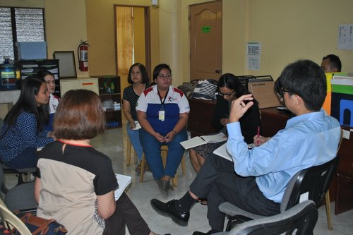 TREAT TB technical assistance in The Philippines