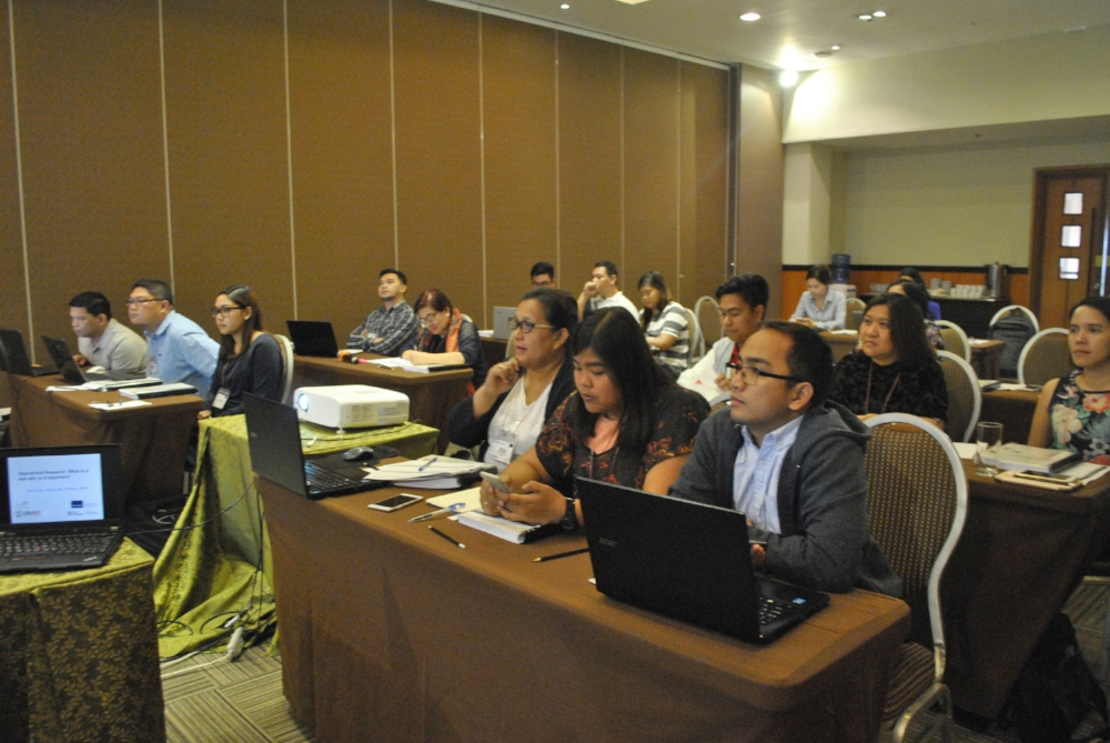 TREAT TB Operational Research training, The Philippines